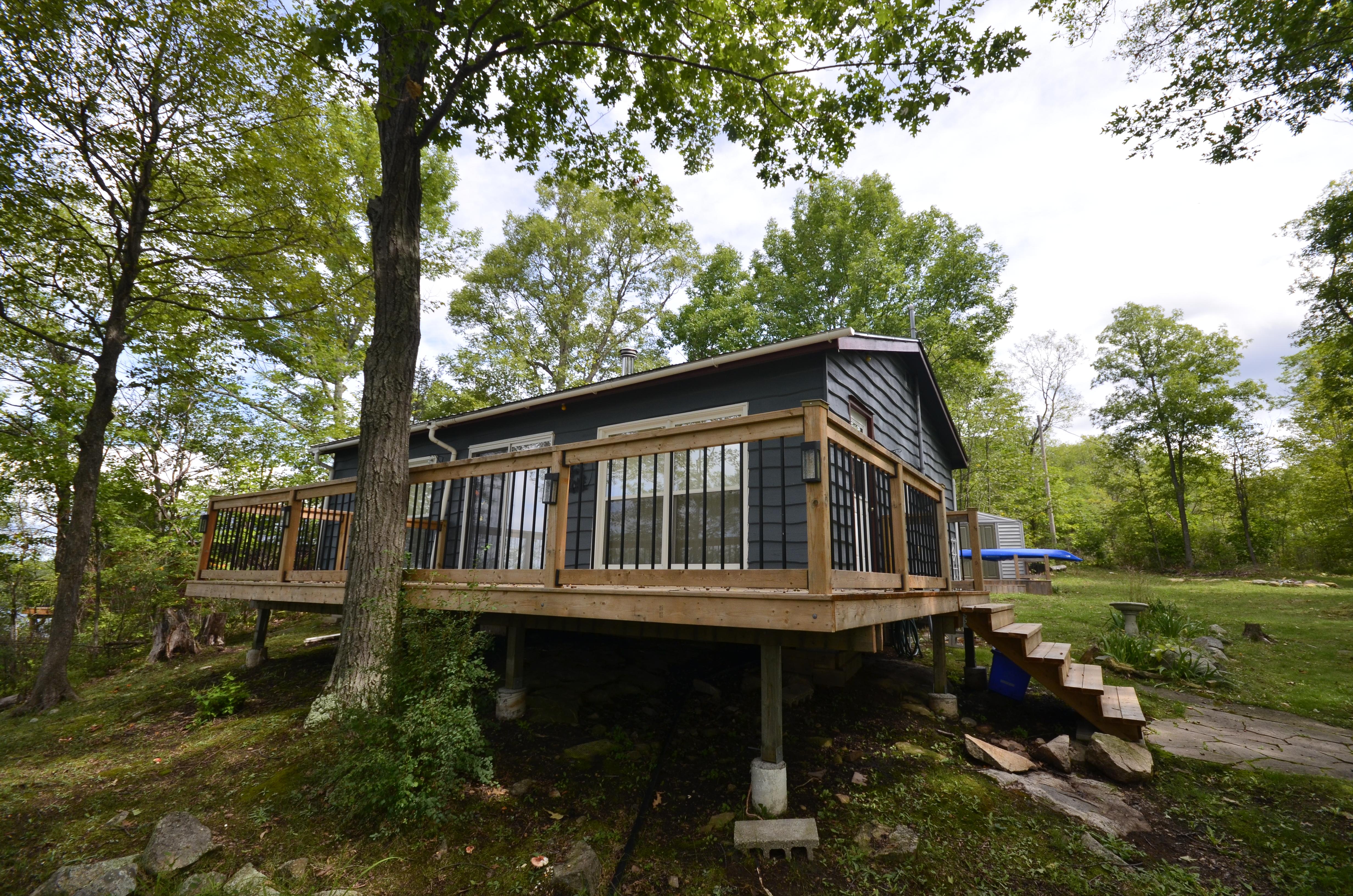 Bobs Lake  $287,500, 135 Badour Island, Parham, Ontario