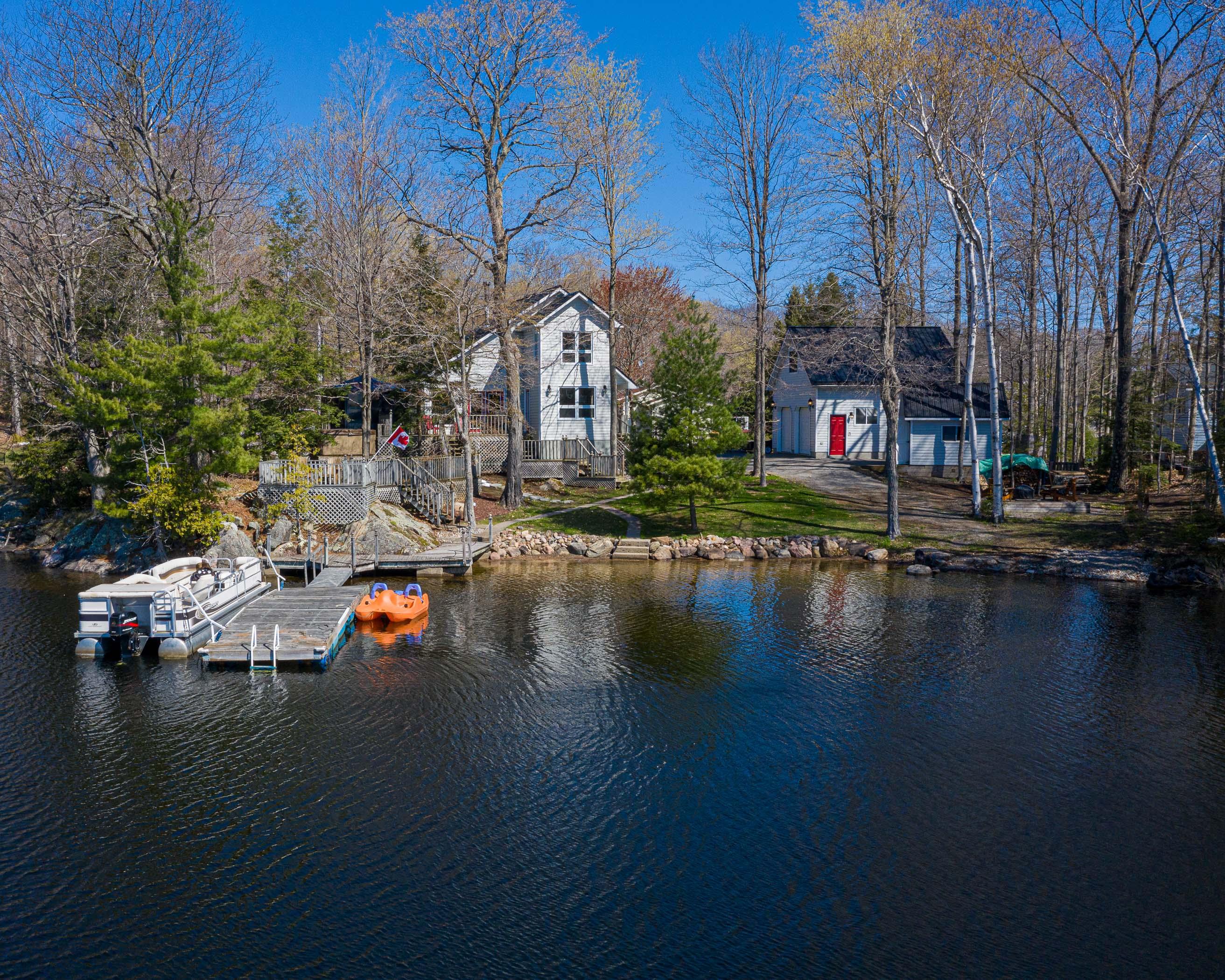 Bob's Lake, $689,000, 340 Pineshores Lane, Tichborne, Ontario